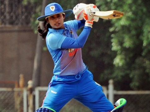 Indian Women Cricket Team Won by 7 Wickets