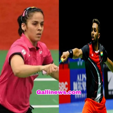 Indias Badminton Player Saina Nehwal &  HS Prannoy Test Negative for Covid19 hours After