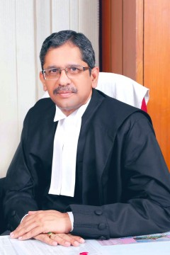 Justice NV Ramana honge desh ke 48th Chief Justice of India 24 April se sambhalenge zimmedari