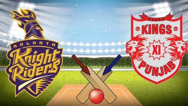 KKR won the match by 28 runs against KXIP