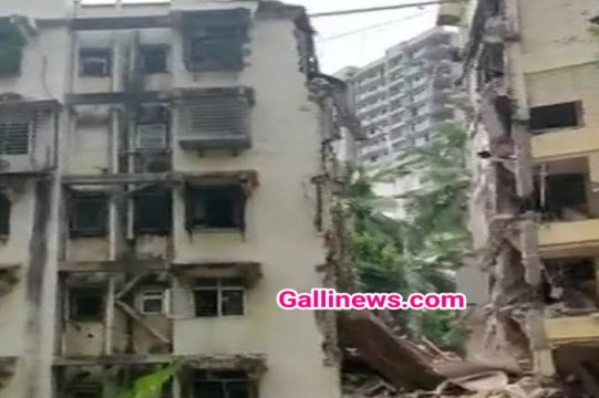 Khar building collapse Update 10 saal ki bacchi ki maut