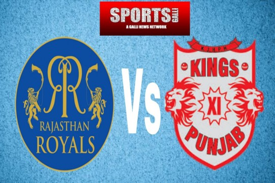 Kings XI Punjab Wins IPL 4th Match against Rajasthan Royals at Mumbai