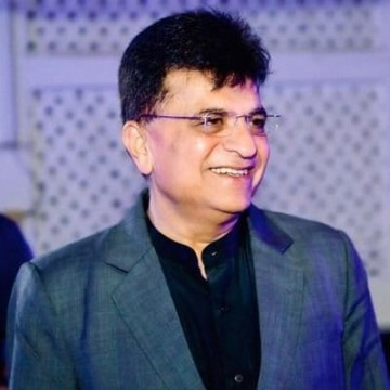 BJP Leader Kirit Somaiya and Mrs Somaiya Tested Covid 19 Positive