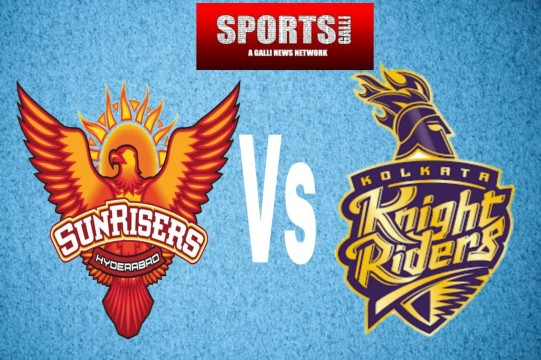 Kolkata Knight Riders Wins IPL 3rd Match against Sunrisers Hyderabad at Chennai