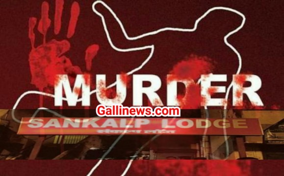 Lady ka Murder in Lodge Gala Neck cut karke maara gaya at Vashi