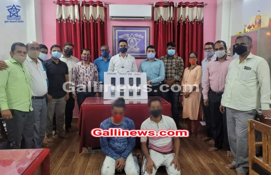 Local Train main Mobile Churane wale 2 Mobile snatcher arrested by Railway Police