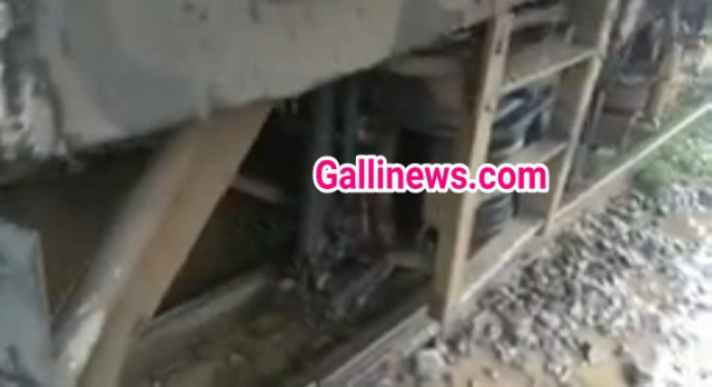 Local railway Derailed at Kalwa kuch train cancel train service affected