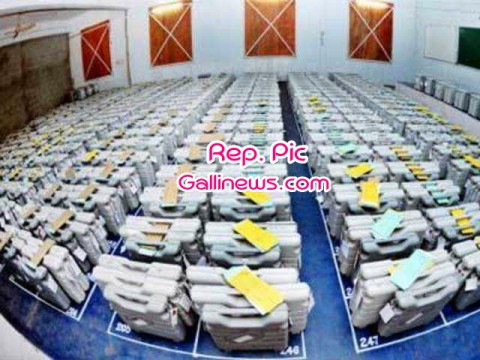 Loksabha Election 2019 Vote Counting center in Mumbai