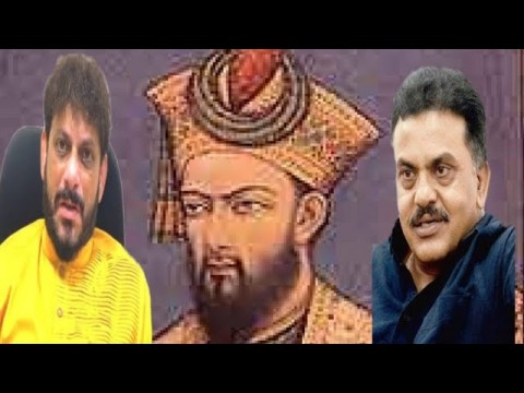 MLA Waris Pathan on Sanjay Nirupam Controversial Statement on Comparing PM Modi With Mogal Emperor Aurangzeb
