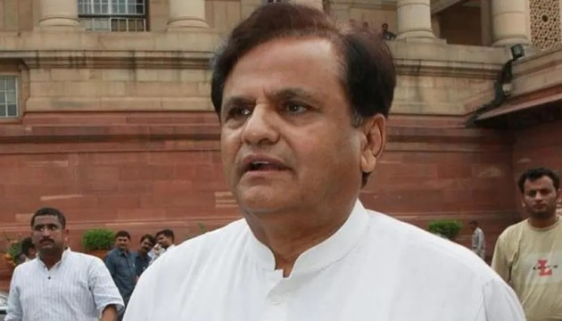 MP Ahmed Patel admitted to the Intensive Care Unit ICU He Was Tested Positive Few Week Ago