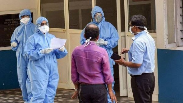 Maharashtra Coronavirus Case Jumps up to 215