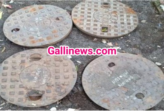 Manhole ke dhakkan Churaane waale 2 accused Arrested by Jogeshwari Police