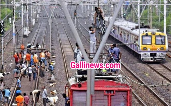 RAILWAY MEGABLOCK ON 8 DECEMBER 2019 SUNDAY