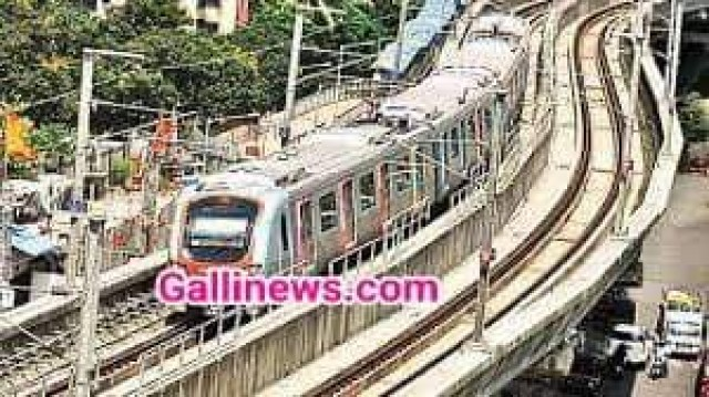 Mumbai Metro Service Disrupted Hui Ghatkopar se Versova Side Jaane Wali Lane main hui Technical Problem