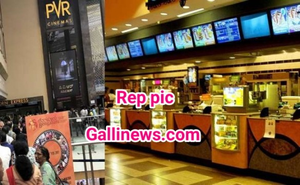 Multiplexes Cannot Prohibit Outside Food articles  Maharastra Government
