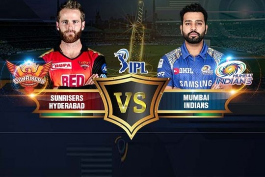 Mumbai Indians beat Sunrisers Hyderabad by 40 Runs