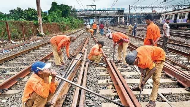Mumbai Local Mega Block 21 October 2018
