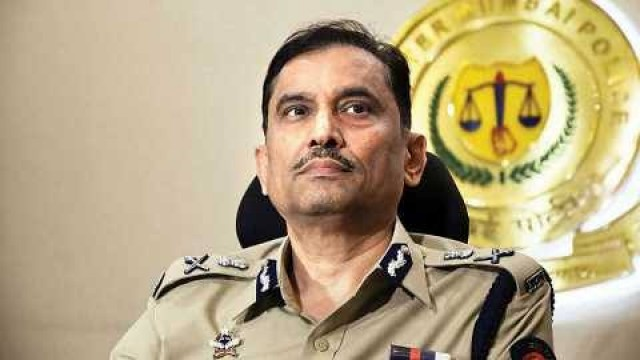 Mumbai Police Commissioner Sanjay Barve ko mila 3 Months Extension