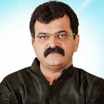 NCP MLA Jitendra Awhad Discharged from Hospital
