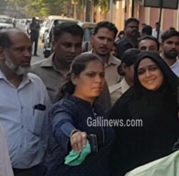 Nowhera Shaik Hyderabad  BAIL Hyderabad  High Court ne Reject Kar di Hai