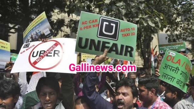 Ola Uber 3rd Day Strike Continues