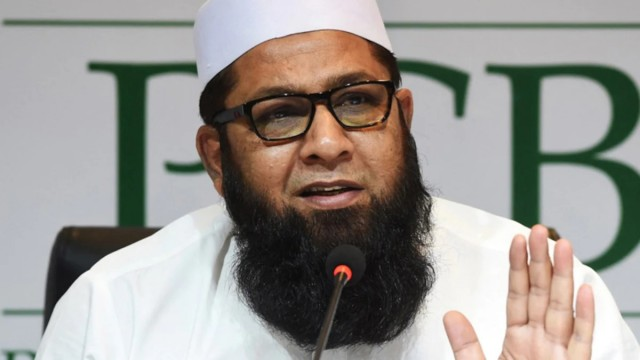 Inzamam ul Haq the former Pakistan captain and one of their all time batting greats, is in hospital after suffering a heart attack in Lahore