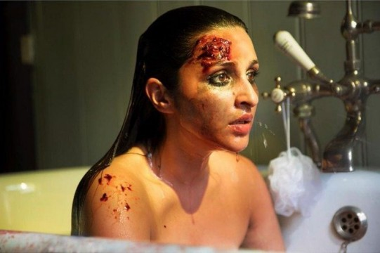 Parineeti Chopra gives a sneak peek into her intense look from thriller The Girl On The Train