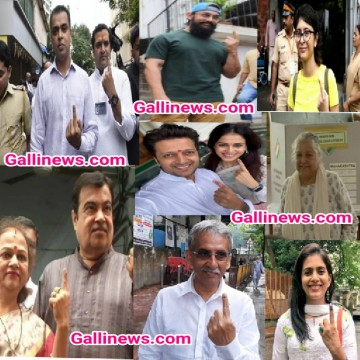 Assembly Election Polling Percentage 6.5 Percentage Till 10 00 PM in Maharashtra