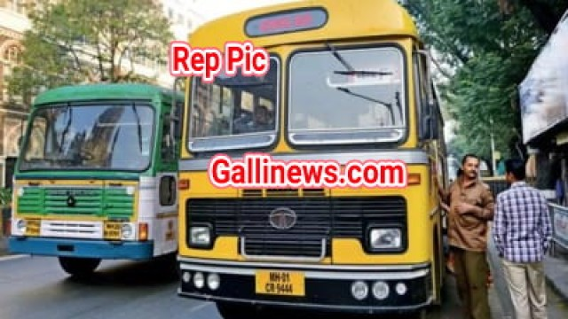 Private Bus Driver arrested by Colaba Police Fake Number plate laga ke Bus Chala raha tha