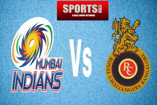 RCB Wins IPL 2021 First Match against Mumbai Indians at Chennai