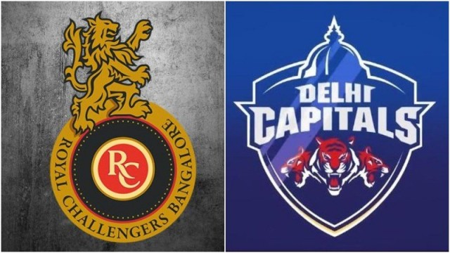Delhi won the match by 4 wicket against Bangalore
