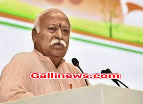 RSS Cheif Mohan Bhagwat Tested Covid19 Positive at Nagpur