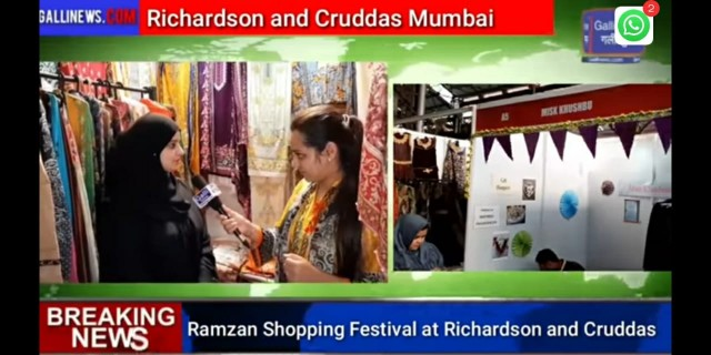 Ramzan Shopping Festival at Richardson and Cruddas