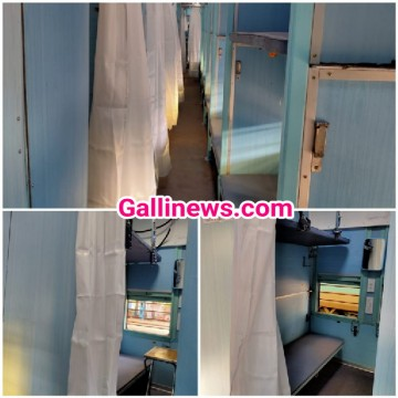 Railway Coaches turned into isolation wards for Coronavirus patients