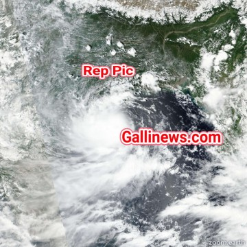 Red Alert in Thane and Palghar and Orange Alert in Mumbai due to Cyclone Storm Gulab