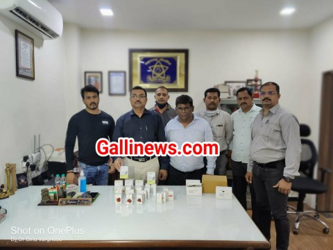 Remdesivir injection black marketing karne wale 2 arrested by par Thane Crime Branch