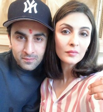 Riddhima Kapoor Sahni whos celebrating Raksha Bandhan with Ranbir Kapoor today shares these sweet selfies