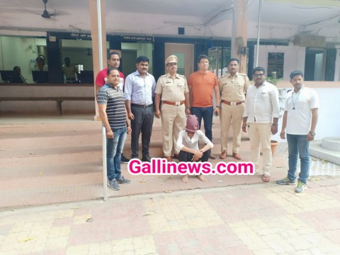 Rs 500 ki 115 Farzi Notes ke sath 1 arrested at Mumbra