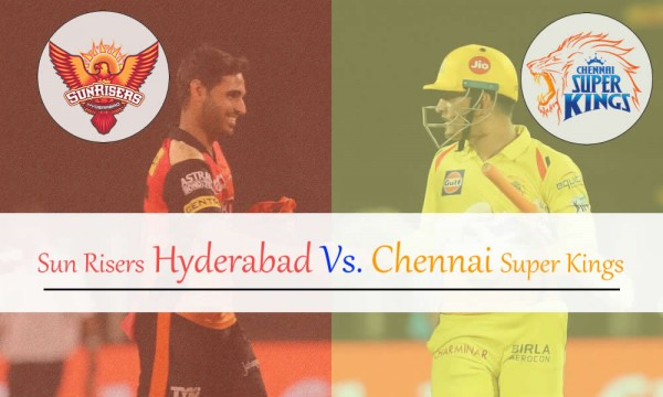 Hyderabad won the match by 6 wicket against Chennai