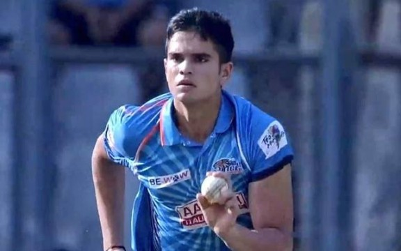 Sachin Tendulkar ke bete Arjun Tendulkar ko Base Price 20 lakh main liya Mumbai Indians ne at IPL Auction 2021