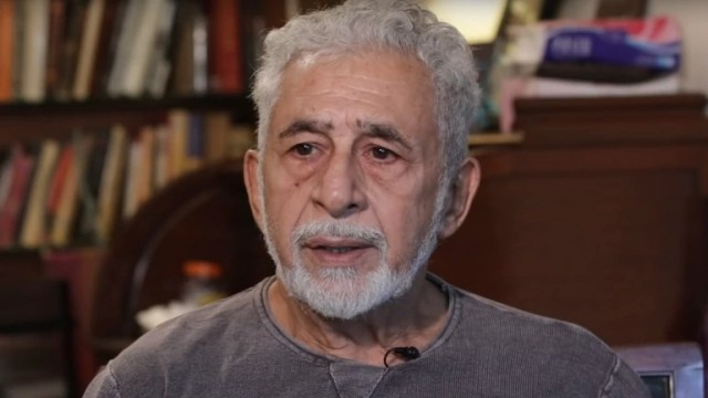 Cow More important than Policeman I Fear my Kids in India  Said Naseeruddin Shah