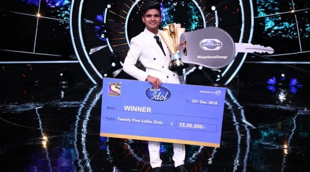 Indian Idol 10 ke Winner bane Salman Ali