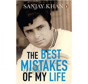 Sanjay Khan Ki Autobiography Book The Best Mistakes Of My Life