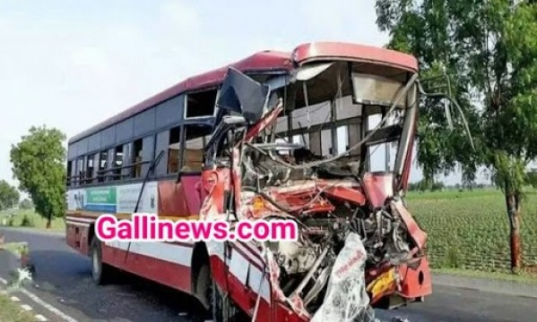 Shaadi se aayi Bus Ka hua Accident 20 injured