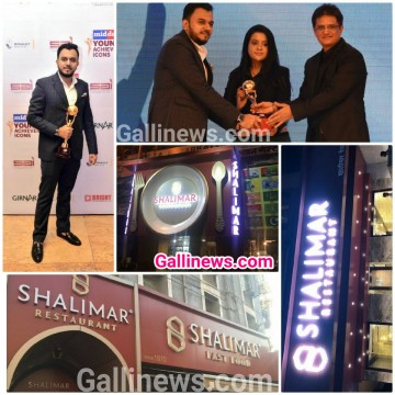 Shalimar Restaurant Awarded BEST MULTI CUISINE RESTAURANT IN MUMBAI 2018