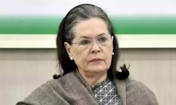 Sonia Gandhi Hospitalised at Sir Ganga Ram Hospital at Delhi