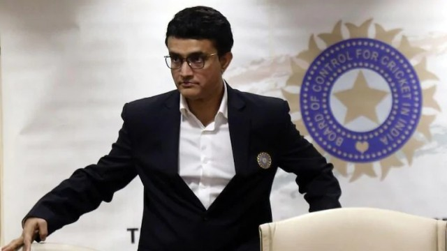 Sourav Ganguly Suffer Mild Cardiac Arrest