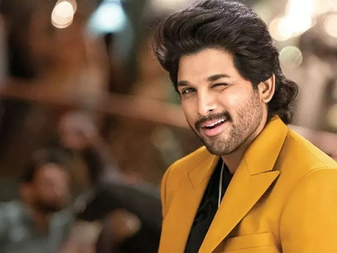 South Actor Allu Arjun Celebrate his 38th Birthday