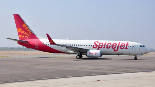 Bangalore se Delhi jaanewali Spice Jet flight ki emergency landing at Nagpur