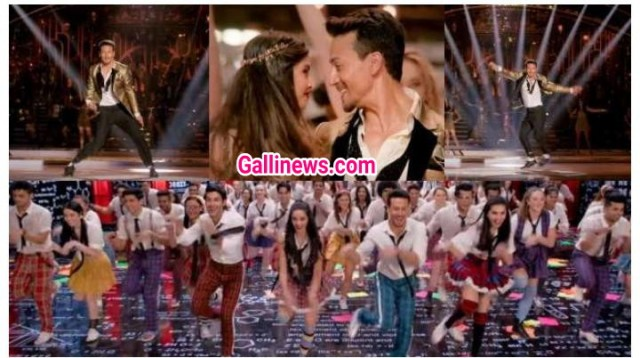 Student of The Year 2 The Jawani Song Teaser is Out
